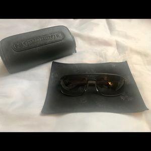 003ebc2fb2a2 Chrome Hearts Accessories - Chrome hearts unisex penetration sunglasses